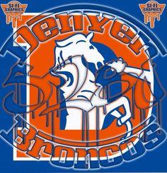 Denver Broncos pride Denver Broncos Wallpaper, Denver Broncos Football, Go Broncos, Broncos Fans, Football Stuff, Different Sports, Home Team, Football Season, Cardinals
