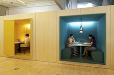 Home Interior and Exterior Design: Innovative Office Furniture Sets Were Designed by Vitra