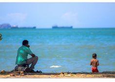 Paseo Colón. Puerto La Cruz. Hermosa captura de nuestro amigo @hectorlsmfotos  Enamórate de Anzoátegui.  #MiradasMagazine #MiradasRadio #MiradaFotografica #RutaGourmet #RutaGourmetMiradas #Miradas #Anzoategui #Mochima #Lecheria #Turismo #Gastronomia #Arte #Mercadeo #Tecnologia #Marketing #Negocios