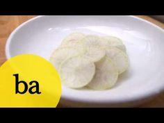 Winter Salads from BA: Daikon
