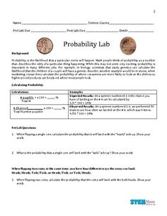 probability theory and coins Get answers to your probability questions with interactive calculators compute odds and probabilities for coins, dice, cards, lotteries and birthdays.