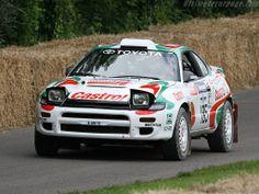 Toyota Celica GT-Four ST185  rally car