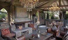 Luxury Hotel Borgo Santo Pietro in Tuscany, Italy. Garden design inspiration. Travel tips.
