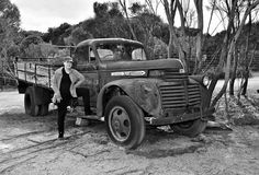Here's a wonderful pic of our old GMC truck taken my Michele Williams. I'm sure it's in many people's albums, a photographers dream! It was owned by FH Fauldings and later purchased by Mr. Randal Turner a local farmer down the road. Once he retired he gave it back to us, to lay to rest where it's life began. Believe it or not Larry drove it back to #Emu #Ridge! #kangaroo #island Eucalyptus Oil Uses, Michele Williams, Kangaroo Island, Randal, Farm Trucks, Old Farm, Emu, Larry, Farmer