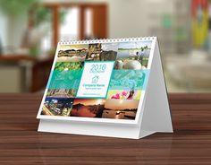 """Check out new work on my @Behance portfolio: """"Desk Calendar for 2016"""" http://on.be.net/1k457xt"""