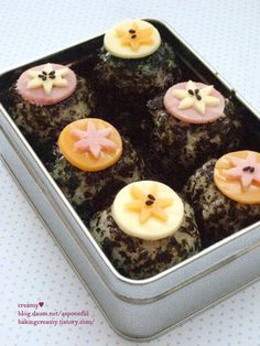 baking101 ::  ♥ 방학중인 아이 점심 도시락 , 김가루에 또르르 굴리면 끝  seaweed rice ball    korean food , http://blog.daum.net/aspoonful