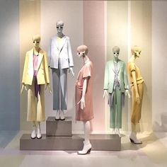 "ZARA, Milan, Italy, ""Softness of Pastels"", photo by Marco Pulcinelli, pinned by Ton van der Veer"