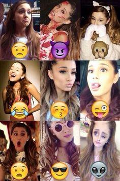 Ariana Grande ❤️❤️❤️                                                                                                                                                      Más