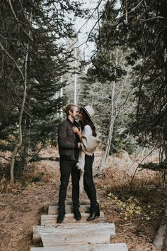 Cozy Salt Lake City engagement inspiration | Image by Blush Photography