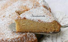 Torta Sofficissima all'Arancia   Ricetta Facile . Senza burro, senza latte, profumatissima, leggera e delicata. Soffice, di una sofficità che si scioglie i