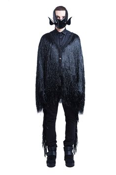 KTZ Fall/Winter 2013 Lookbook - L11 #Fashion