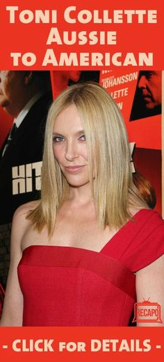 Toni Collette is one of the most versatile actresses working in Hollywood today. Toni lives in New York City right now, but she's a native of Australia. Even before she became a New Yorker, Toni developed a perfect American accent through a wide variety of roles.