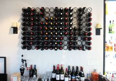 Custom Made Wine Racks by Dso Creative Fabrication | CustomMade.com