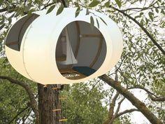 Design,future technology Cambai - a tree house