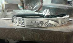 Bracciale argento Speciale croupier