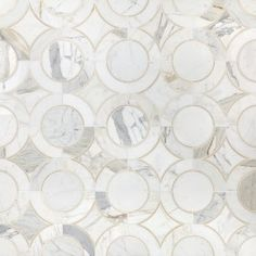 Shop Highland Alpenglow Deux Marble Tile on Tilebar.com