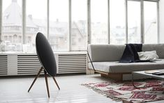 Iconic in shape, elegant in appearance and gorgeous in sound, Beoplay is a one-point music system capable of handling all of your music needs. With the all you need is a digital music source and the music system will take care of the rest — . Farmhouse Table Chairs, Dining Chairs, Room Chairs, High End Headphones, Bang And Olufsen, Music System, High End Audio, Black Edition, Wireless Speakers