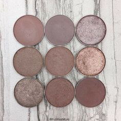 Makeup Geek Eyeshadows in: Bandwagon, Bedrock, Prom Night, Hipster, Barcelona Beach, Homecoming, Moondust, Taupe Notch and Brownie Points. Look by: futilitiesmore