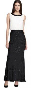 Niteline Black Dress $262