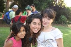 Shutaf camps are held year-round. We offer a one-week camp during Passover vacation as well as a three-week camp in August, serving younger teens (ages 6-13 and 13-16) and older teens (ages 16-21). (Visit our website for more info!)
