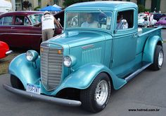 1934 International Harvester Pickup