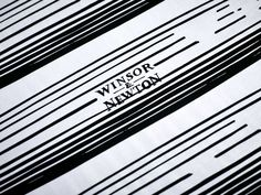 The LINLEY x Winsor & Newton Drawing Ink Set is created in walnut, its  screen-printed calligraphy pen design is inspired by illustrations in Winsor & Newton catalogues from the turn of the century.