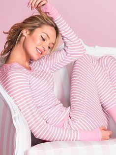 Victoria's Secret Angel Candice Swanepoel by Eduardo Borges Pijamas Victoria Secrets, Victoria Secret Pyjamas, Victoria Secret Rosa, Pajama Day, Pajamas All Day, Vs Pajamas, Cute Pjs, Cute Pajamas, Candice Swanepoel