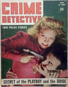 Crime Detective - April, 1946