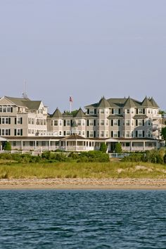 On Martha's Vineyard, the Harbor View Hotel has 114 seaside-chic suites and cottages. #Jetsetter
