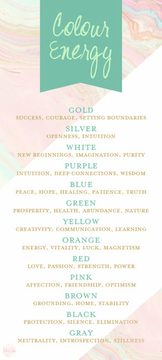 Energy is everywhere and apart of everything. For this post I want to explain how colour can affect your energy balance. Orange Red, Blue Green, Setting Boundaries, Different Feelings, Feelings And Emotions, Feeling Loved, Pink Brown, Optimism, New Beginnings