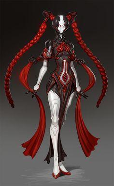 Female Character Design, Character Design Inspiration, Character Concept, Character Art, Dnd Characters, Fantasy Characters, Female Characters, Warframe Characters, Monster Concept Art