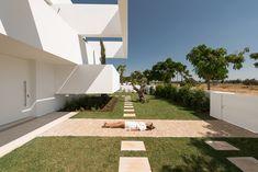 Galería de Cinco terrazas y un jardín / corpo atelier - 12
