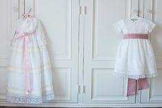 Os vestidos!
