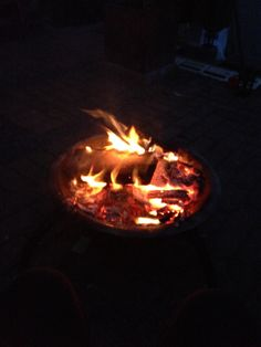 I love my fire pit