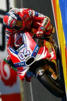 Andrea Dovizioso #04 GP Valencia