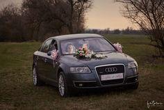 Audi A6 feldíszítve