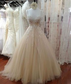 New Arrival Prom Dress,Tulle Prom Dress,Long Prom Dresses,Long