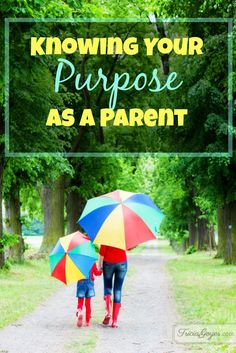 """The easiest thing I ever prayed was, """"Lord, give me your heart."""" But the hardest thing I've every done was to put feet to that prayer. When Christ's heart becomes ours, our purpose as parents is clear."""