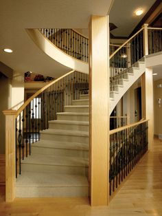 Spindle Stairs Design, Pictures, Remodel, Decor and Ideas Stairs, Railings, Pictures, Design, Home Decor, Ideas, Photos, Stairway, Decoration Home