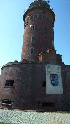 Kołobrzeg - latarnia morska w Kołobrzegu. To warto zobaczyć w Kołobrzegu.