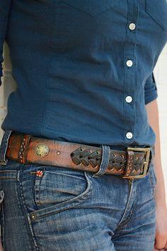 Womens leather belt Western belt Rustic leather belt for women Cowgirl belt Womens belt Boho belt Casual belt for jeans Plus size hip belt Cowgirl Belts, Western Belts, Western Style, Country Belts, Cowgirl Tuff, Country Jewelry, Cowgirl Jewelry, Cowgirl Style, Wide Leather Belt
