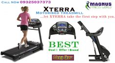 Best Deal…! Best Offer…! Best Brand…! Magnus Fitness World Grand #GymEquipments Shopping Sale 2016 Offers!!! Pick Now >> http://goo.gl/ejyl79  Exciting offers on #XterraTreadmills…! Aspiration is the source of success, Let #XTERRA takes the first step with you…!