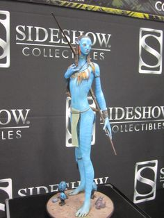 Neytiri by Sideshow Collectibles - 2012 SDCC #avatar #neytiri #sideshowcollectibles #sdcc
