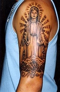 1000 images about tattoo ideas on pinterest religious for Tattoos catholic church
