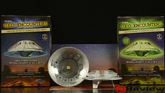 Atlantis Models UFO Encounters Monument Valley