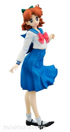 Sailor Moon Naru Osaka figure by #MegaHouse #SailorMoon #NaruOsaka #Anime #Manga #Bishoujo