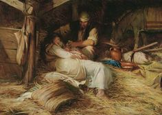 realistic manger scenes - Google Search
