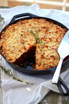 stuffed cabbage casserole | a cup of mascarpone