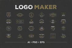 Free Logo Templates PSD Sets