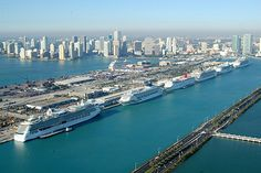"Miami is known at the ""cruise captial of the world"" and The Ritz-Carlton Coconut Grove, Miami offers a short distance to the port for cruisers or guests can visit select locations throughout the city to capture images of these majestic ships."